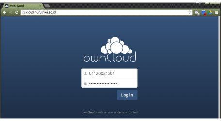 login-akun-cloud